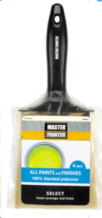 Rental store for MASTER PAINTER 4  FLAT BRUSH in Cleveland OH