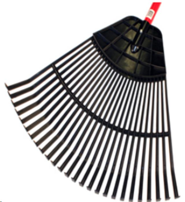 Where to find 24  Poly Leaf Rake in Cleveland