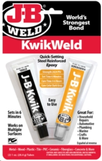 Where to rent 2OZ J-B KwickWeld Tube in Cleveland OH