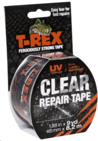 Where to rent 1.88x9YD CLR T-Rex Tape in Cleveland OH