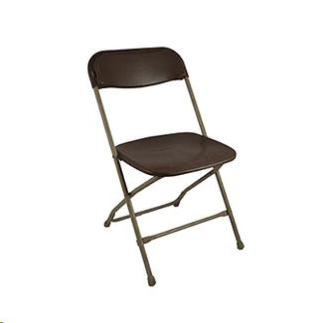 Where to find CHAIR, BROWN, POLYFOLD in Cleveland