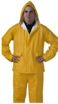 Where to rent 2XL YEL PVC Rainsuit in Cleveland OH