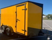 Rental store for ENCLOSED TRAILER, 7X12, 7000  GVWR in Cleveland OH
