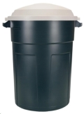 Where to rent 32GAL EVERGRN Trash Can in Cleveland OH