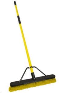 Where to rent 24  Comm Push Broom in Cleveland OH