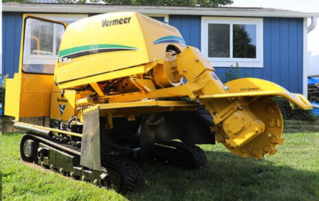 Where to find STUMP GRINDER, TRACK, 70HP, SC70 VERMEER in Cleveland