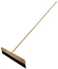 Rental store for 36  Wood Horsehair Broom w  Handle in Cleveland OH
