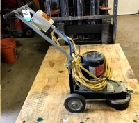 Used Equipment Sales TERRAZZO GRINDER, 1-HEAD ELECTRIC in Cleveland OH