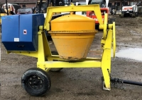 Used Equipment Sales CONCRETE MIXER, 6CF, TOWABLE in Cleveland OH