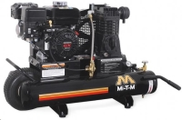 Where to rent COMPRESSOR, 5 HP, GAS in Cleveland OH