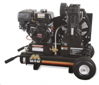 Where to rent COMPRESSOR, 8 HP, GAS in Cleveland OH