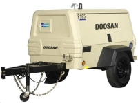 Used Equipment Sales AIR COMPRESSOR, 185CFM, DIESEL in Cleveland OH