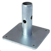 Where to rent SCAFFOLD BASE PLATE, SET OF 4 in Cleveland OH