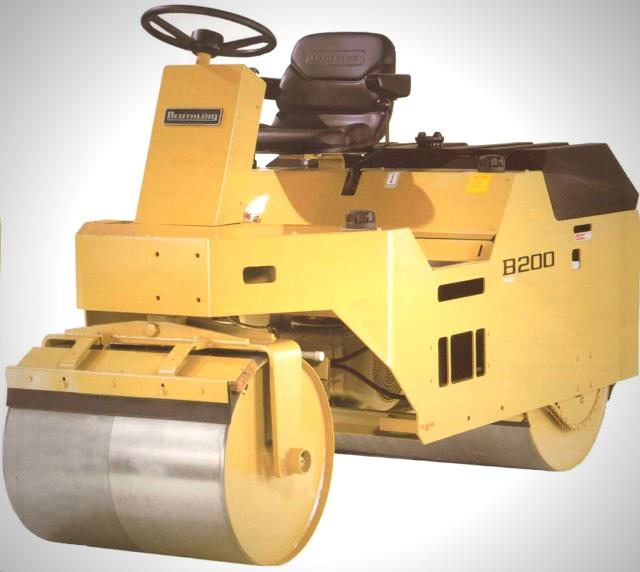 Where to find PAVING ROLLER, 4000  VIBRATORY in Cleveland