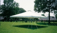 Where to rent CANOPY, 20X20 WHITE in Cleveland OH
