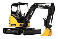 Where to rent EXCAVATOR 10  DEPTH in Cleveland OH