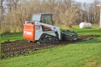 Where to rent SKID STEER, TRACKED, T110, DIESEL in Cleveland OH