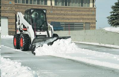 Where to find LOADER ATTACH, SNOW BLADE PLOW in Cleveland
