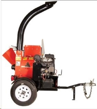 Used Equipment Sales BRUSH CHIPPER, 4  GAS in Cleveland OH