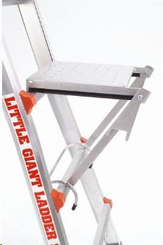 Where to find LADDER, WORK PLATFORM, LITTLE GIANT in Cleveland