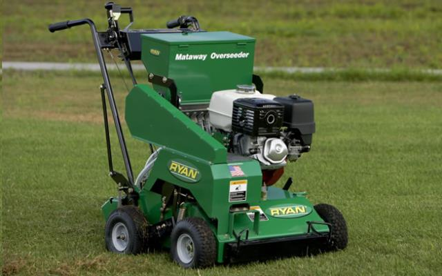 Where to find OVERSEEDER, SELF PROPELLED in Cleveland