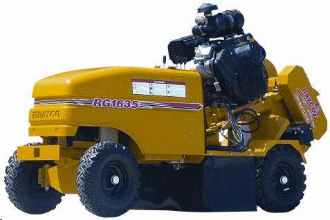 Where to find STUMP GRINDER, 35HP, RAYCO, GAS in Cleveland