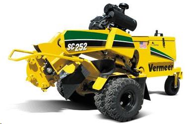 Where to find STUMP GRINDER, VERMEER, SC252 in Cleveland