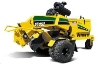Rental store for STUMP GRINDER, 27HP, VERMEER, SC252 in Cleveland OH
