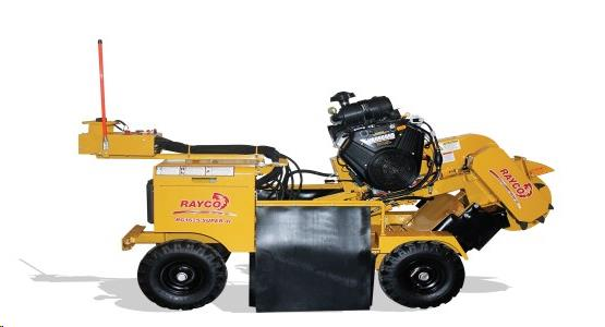 Where to find STUMP GRINDER, RAYCO, 25HP, GAS in Cleveland