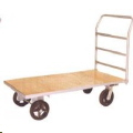 Where to rent DOLLY, PLATFORM TRUCK W  HANDLE in Cleveland OH