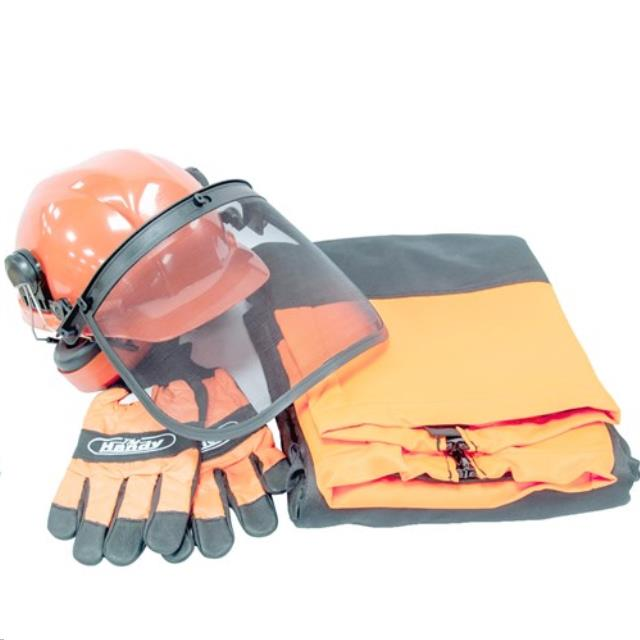Where to find CHAINSAW SAFETY KIT in Cleveland