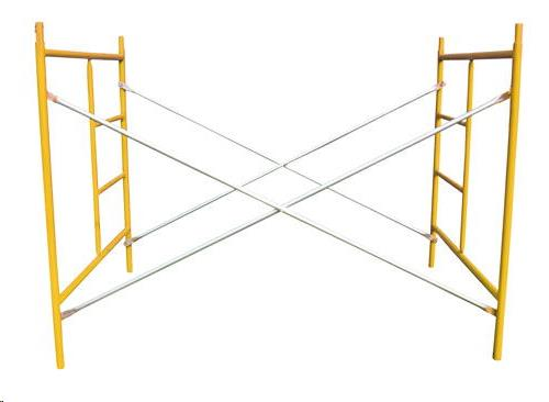 Where to find SCAFFOLD FRAME, 5 X7 X5 , SET OF 2 in Cleveland