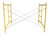 Where to rent SCAFFOLD FRAME, 5 X7 X5 , SET OF 2 in Cleveland OH