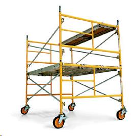 Where to find SCAFFOLD BASE KIT W  WHEELS in Cleveland