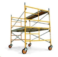 Where to rent SCAFFOLD BASE KIT W  WHEELS in Cleveland OH