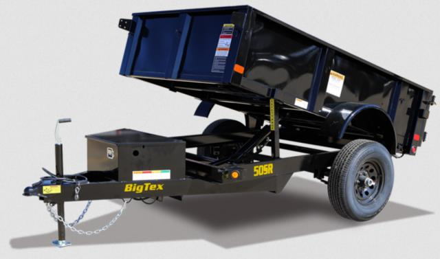 Where to find DUMP TRAILER, 5X8, 3500  CAPACITY in Cleveland