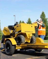 Where to rent TRAILER, STUMP GRINDER, 2500 GVW in Cleveland OH