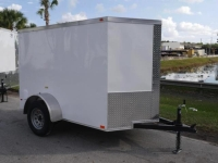 Rental store for ENCLOSED TRAILER, 5X8 VAN, 3000  GVW in Cleveland OH