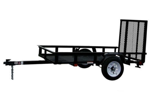 Where to find TRAILER, 4X7 UTILITY in Cleveland