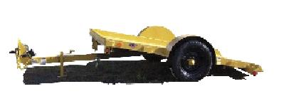 Where to find TRAILER, 6X12, 2 AXLE, 7000  GVW in Cleveland