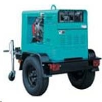 Rental store for TOWABLE WELDER, 250 AMP, GAS in Cleveland OH