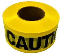 Where to rent 1000  YEL Caution Tape in Cleveland OH