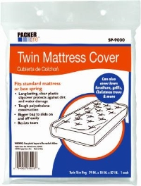 Rental store for 40x10x86 Mattress Cover, TWIN in Cleveland OH
