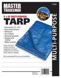 Where to rent MT 8x10 BLU Tarp Cover in Cleveland OH