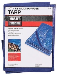 Where to rent MT 10x12 BLU Tarp Cover in Cleveland OH