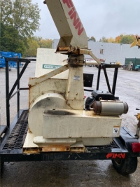Used Equipment Sales STRAW BLOWER, FINN B40 ON TRAILER in Cleveland OH