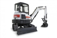 Where to rent TRACKHOE, 11  ENCLOSED CAB in Cleveland OH