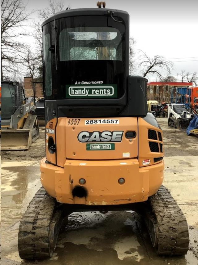 Excavator 10 Foot Enclosed Cab Sales Cleveland Oh Where