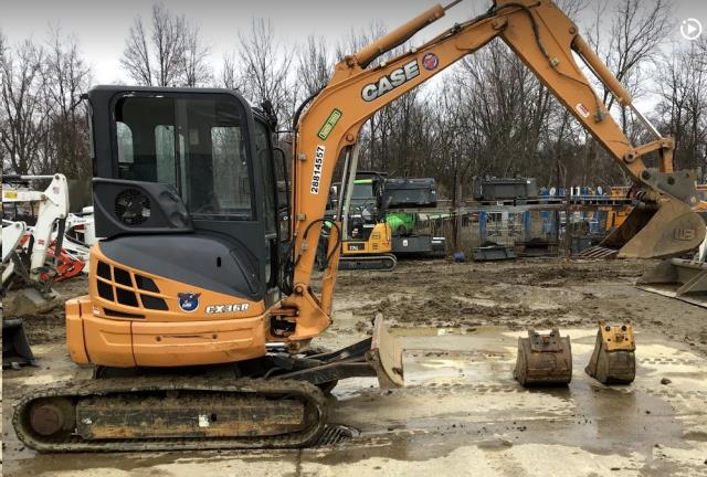 Where to find EXCAVATOR 10  ENCLOSED CAB in Cleveland