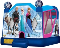 Where to rent FROZEN BOUNCE HOUSE    SLIDE COMBO in Cleveland OH